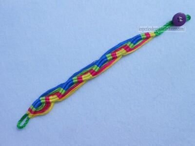 Bracelet Brésilien Vague Péruvienne (1)
