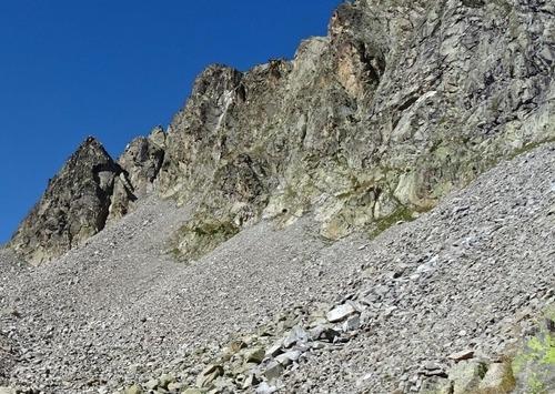 ESTAING Htes Pyrénées ( Quartz)