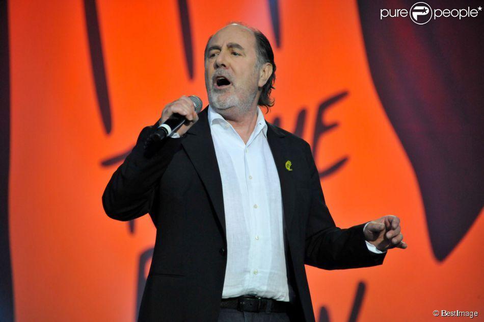 Michel Delpech  en 2011