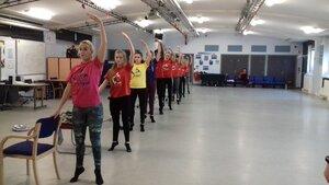 dance ballet class kk pilates studio