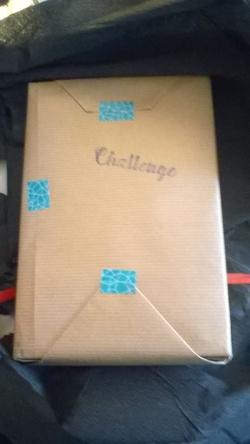 Box once upon a book de février 2017