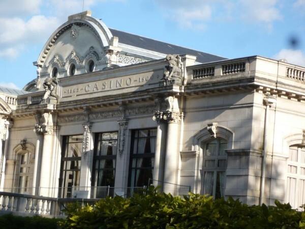 Palais des Congrès - façade Casino