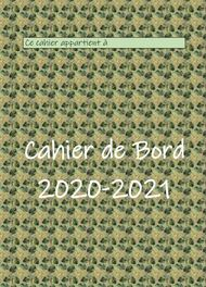 Cahier de bord de l'Ecole Inclusive 2020-2021