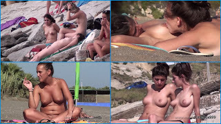 Nude Euro Beaches 2018. Part 23.