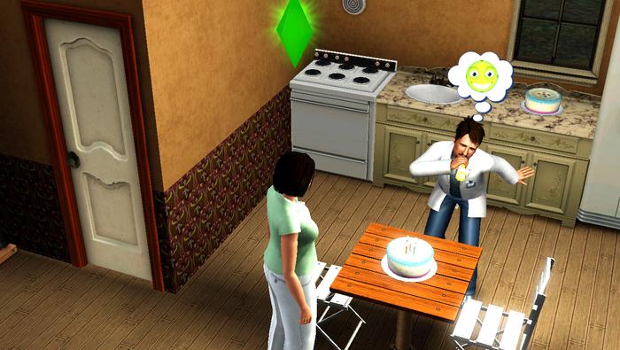 Chapitre 8 : La vie à 3 et des anniversaires