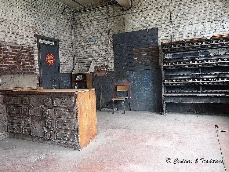 Le Bureau de la maintenance
