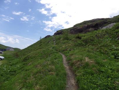 topo Fort de la Turra
