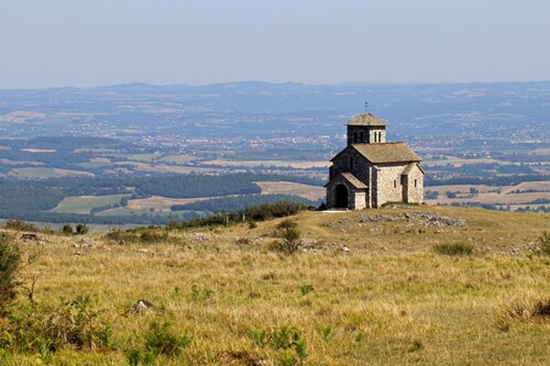 La chapelle Saint Ferréol