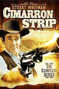 Cimarron Strip : Cimarron est une série télévisée américaine en 23 épisodes de 72 minutes, créée par Christopher Knopf et diffusée entre le 7 septembre 1967 et le 28 février 1968 sur le réseau CBS (Columbia Broadcasting System) Cette série met en scène le marshal Jim Crown qui, à la fin du XIXe siècle, fait régner l'ordre à Cimarron Strip, une région désertique située à la frontière du Kansas et de l'Oklahoma, occupée par les éleveurs de bétail et des fermiers, et voisine de territoires indiens. Il est assisté de Mac Gregor, son adjoint écossais, et d'un jeune photographe, Francis Wilde. ... ----- ... Avec :  Stuart Whitman: Marshal Jim Crown Jill Townsend : Dulcey Coopersmith Percy Herbert : Mac Gregor Randy Boone : Francis Wilde