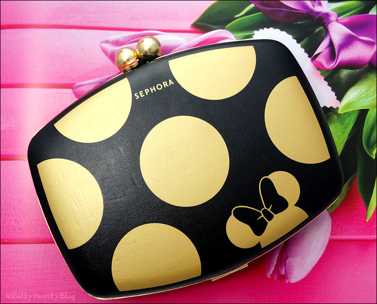 Collection exclusive Disney X Sephora la palette Minnie Mouse
