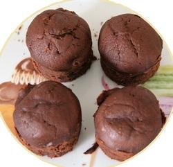 Muffins Tout Chocolat...