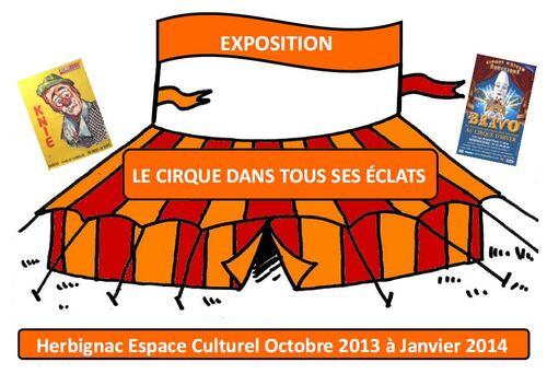 Expo sur le cirque