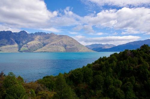 Nouvelle-Zélande #14 - Te Anau à Queenstown