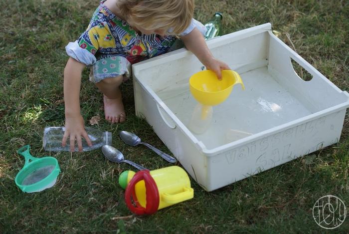 Les p'tits scientifiques : Le transport de l'eau