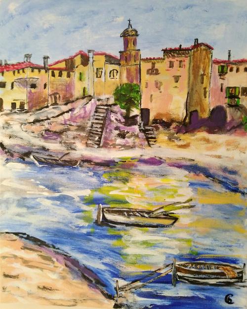 Port de St Tropez