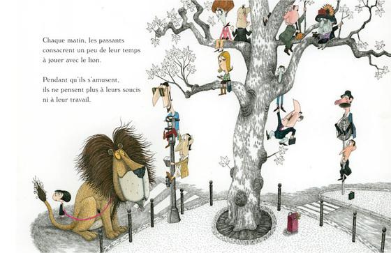 Les lions ne mangent pas de croquettes de André Bouchard