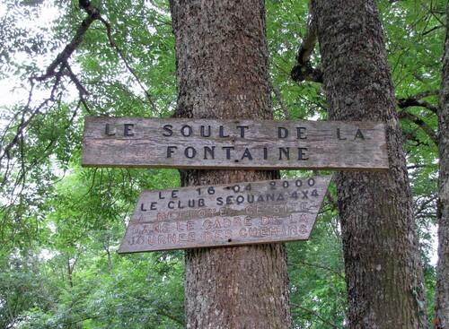 Le Soult de la Fontaine...