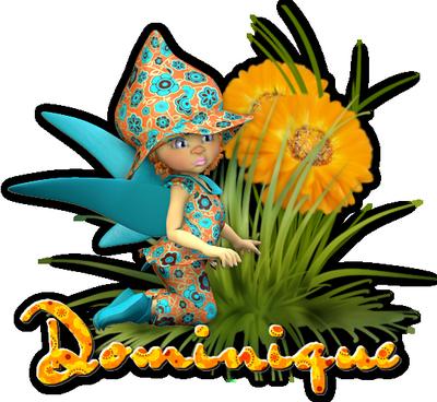 Signatures DEF pour Dominique