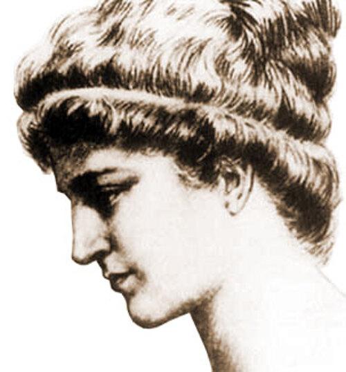 Découvert le 1er Juillet 1884, l'astéroide (238) Hypathia découvert par Viktor Knorre