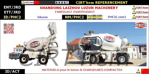 SHANDONG LAIZHOU LUZUN MACHINERY