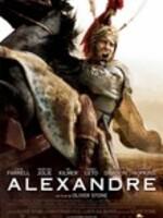 La vie d'Alexandre le Grand, narrée par Ptolémée : de son enfance à sa mort, des cours d'Aristote aux conquêtes qui firent sa légende, de l'intimité aux champs de bataille. Fils du roi Philippe II, il soumit la Grèce révoltée, fonda Alexandrie, défit les Perses, s'empara de Babylone et atteint l'Indus pour établir à 32 ans l'un des plus grands empires ayant jamais existé....-----...Film de Oliver Stone Action, aventure, biopic 2 h 55 min  21 novembre 2004 Avec Colin Farrell, Anthony Hopkins, David Bedella