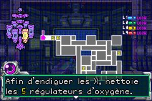Metroïd Fusion #2 Noyaux X