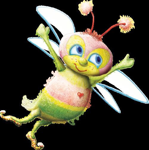 tubes png  abeilles 1