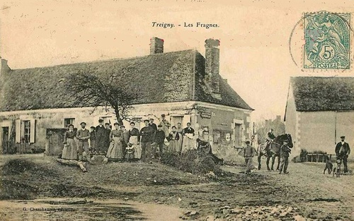 Famille Reby Treigny (89)