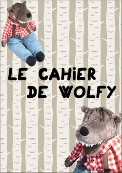 Wolfy, notre mascotte