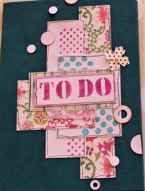 "Diptyque ""to do"""