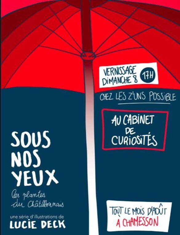 """Une journée """"Toutes les cultures du possible"""" à la galerie les Z'Uns Possible à Chamesson"""