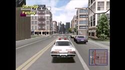 Driver 2 mode virée: Voiture secrète numéro 1 a Chicago