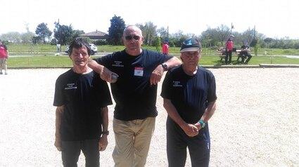 Pré.Ligue Triplettes Vétérans