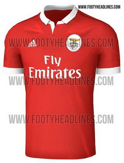 Maillot Benfica Domicile 2017 2018???