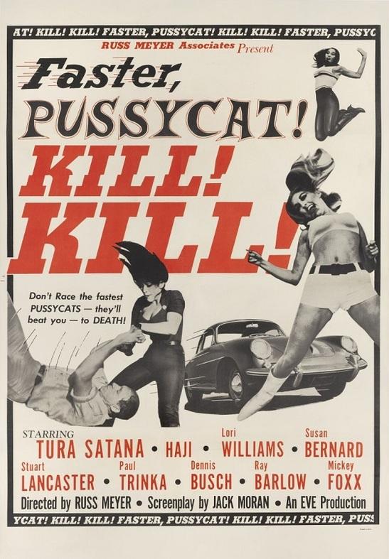 FASTER PUSSYCAT! KILL! KILL! BOX OFFICE USA 1966
