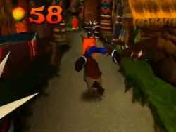 [Test #01] Crash Bandicoot (PlayStation)