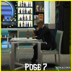 Story Pose - NSLME 5