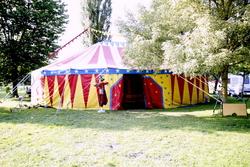 Spectacle du camps cirque