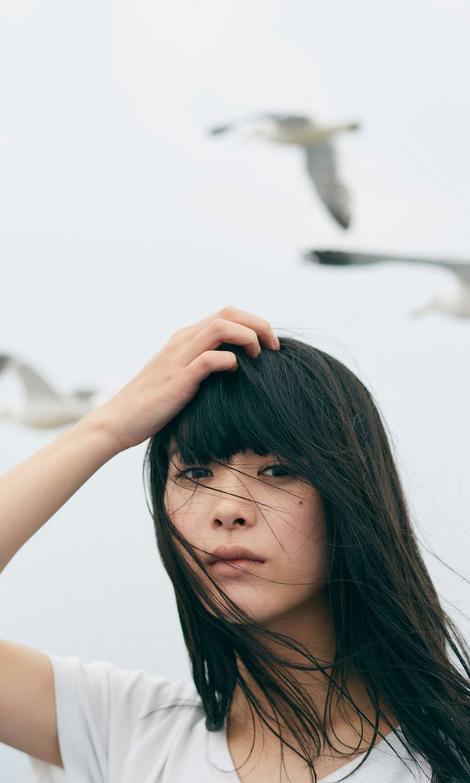Digital Photobooks : ( [週刊プレイボーイ] - 週プレ PHOTO BOOK / Fumika Baba/馬場ふみか : VOYAGE )