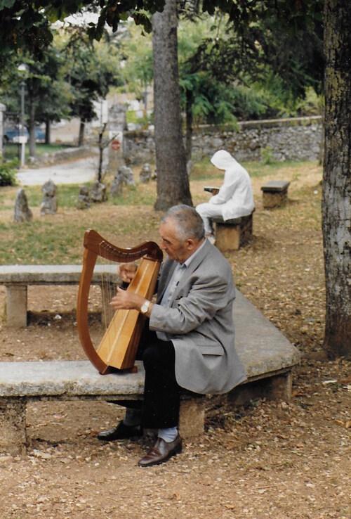 Les musiciens...