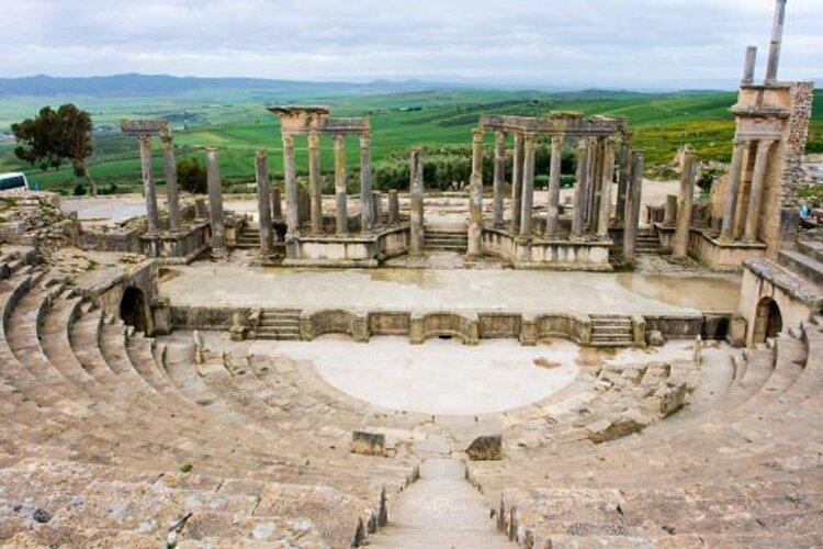 vestiges romains en angleterre