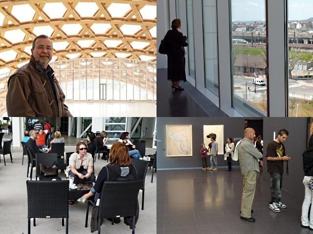 Centre Pompidou Metz 22 visiteurs 12 06 10
