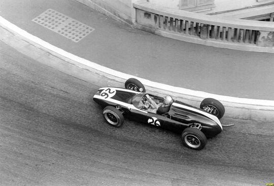 Bruce McLaren F1 (1961-1963)