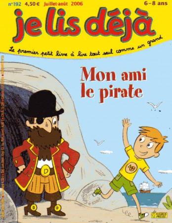 Lecture autour de la mer et des pirates