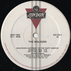 The Walkers - Sky's The Limit