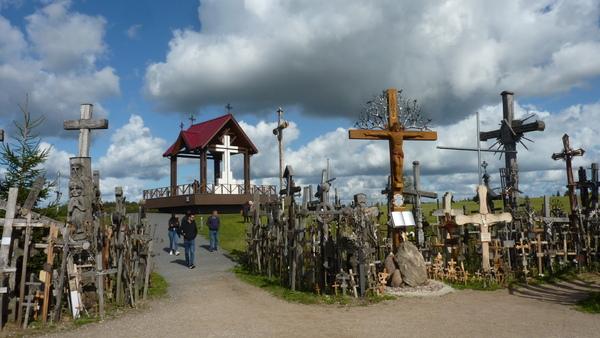 Les pays Baltes : Lituanie 2 - Kaunas et la Colline des Croix