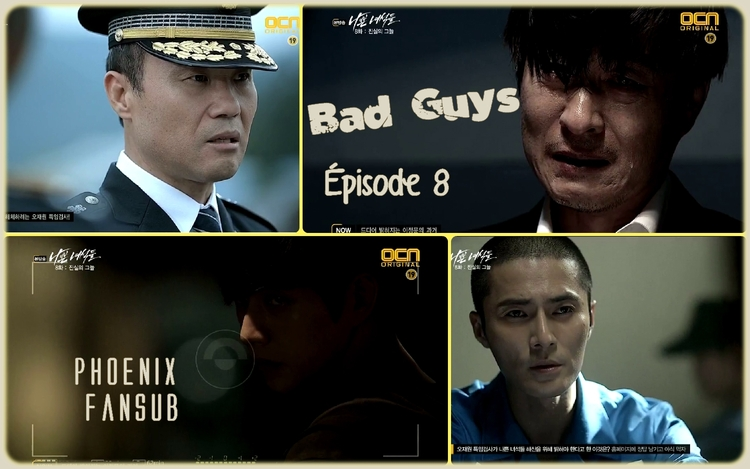 Bad Guys - Épisodes 7, 8 & 9 !