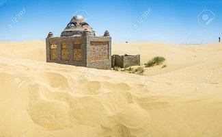 Un nouveau désert ...