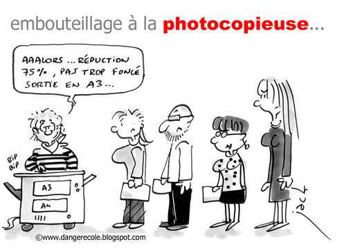 photocopieuse
