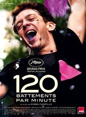Critique: 120 BATTEMENTS PAR MINUTE - REQUIEMOVIES